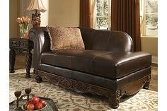 North Shore - Dark Brown - LAF Corner Chaise by Millennium. Get your North Shore - Dark Brown - LAF Corner Chaise at Furniture Factory Outlet, Warsaw IN furniture store. Living Room Sectional, Living Room Chairs, Living Room Furniture, Home Furniture, Furniture Ideas, Furniture Mattress, Royal Furniture, Italian Furniture, Affordable Furniture