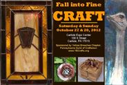 Fall into Fine Craft Show coming to Carlisle, PA October 2012!