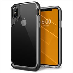 Caseology Transparent Cover for Apple iPhone X