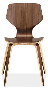 Pike Chair In Walnut