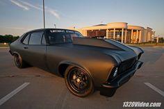nova | flat black nova??? lets see em! - Chevy Nova Forum