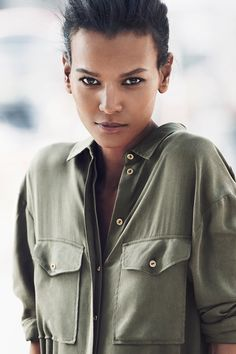 Check out our Fall Fashion collection featuring Liya Kebede. #HMFallFashion