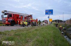 Bleiswijk Motor in de sloot, w-ROG 0896