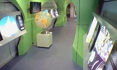 Science Express exhibit