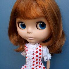 Entrophia | Behind green eyes: Blythe Doll: