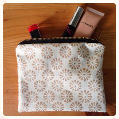 DIY tutorial and instructions for making a clutch! // Sally Esposito Designs