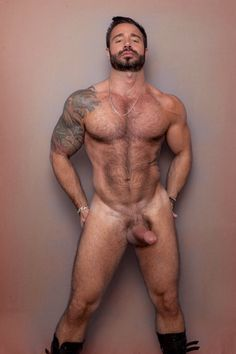 Collection of beautiful and sexy muscle men and bears. I do not own any of the pictures posted. NSFW...