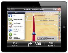 TomTom Italia: rinnovata versione disponibile su App Store