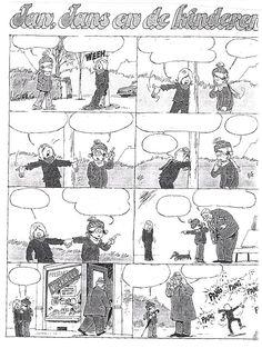 Gebruik ik al jaren! Strip schrijven Jan Jans en de kinderen: