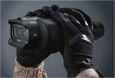 Sony Digital Recording Binoculars