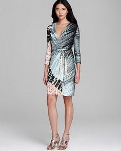 Dvf Dresses Bloomingdale's DIANE von FURSTENBERG Wrap