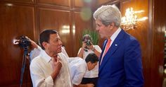 President of the Philippines, Rodrigo Duterte, hasn't made many friends even inside his own country, but he reserved particularly strong words for the CIA.