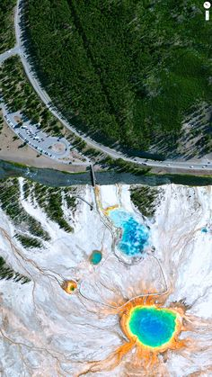 Daily Overview: Captivating Satellite Images of Earth | http://www.yatzer.com/daily-overview
