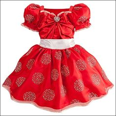 Limited Edition Minnie Mouse Dress