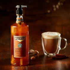 Starbucks® Gingerbread Syrup. $12.95 at StarbucksStore.com