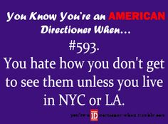 exactly how i feel... i just wish they would visit all cities more, not just the major ones...
