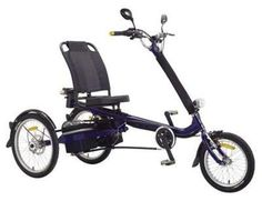 This is my husbands idea of a dream bike. Three wheels so He doesn't tip, back support so He doesn't fall off, electric when his legs give out. Trike Bicycle, Recumbent Bicycle, Recumbent Bike Workout, Ez Rider, Tire Seats, Three Wheel Bicycle, Adult Tricycle, Electric Tricycle, Exercise Bike Reviews