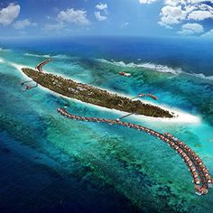 Maldives hotel and resort deals with villas and bungalows.