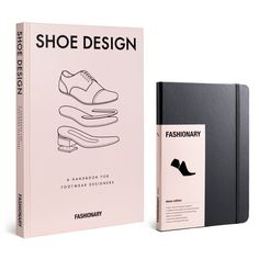 Features the most complete handbook of shoe design with the sketchbook of shoe template. Tailor-made for footwear designers.