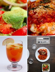 Stuffed Chicken Parm Dinner For Two | Stuffed Chicken Parm Dinner For Two
