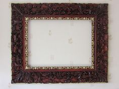 Frame for mirror