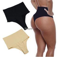61af4fc183c Women Elastic Slim High Waist T-string Knickers Lingerie Briefs UTAR 03   fashion