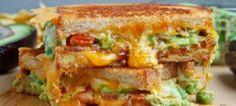 Bacon-Guacamole-sanduíche-de-queijo-grelhado