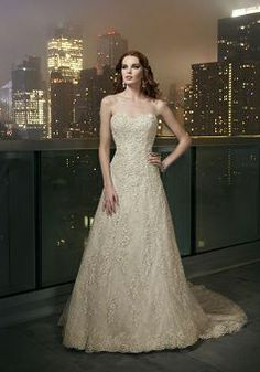 Wedding Dress Photos - Find the perfect wedding dress pictures and wedding gown photos at WeddingWire. Browse through thousands of photos of wedding dresses. Metallic Wedding Dresses, Wedding Dresses Photos, Modest Wedding Dresses, Cheap Wedding Dress, Wedding Dress Styles, Bridal Dresses, Wedding Gowns, Lace Wedding, Dresses Uk