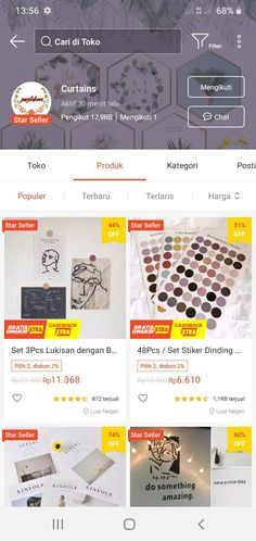 Best Online Clothing Stores, Online Shopping Sites, Shopping Stores, Online Shopping Clothes, Ootd Store, Tittle Ideas, Online Shop Baju, Note Doodles, Aesthetic Room Decor