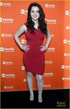 82047bae555f Vanessa Marano at the ABC Family Upfronts 2012 Dress Up, Bodycon Dress, Vanessa  Marano