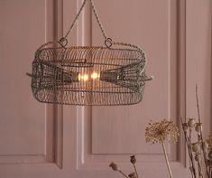 La nasse, création de l'Atelier Falbala Luminaires