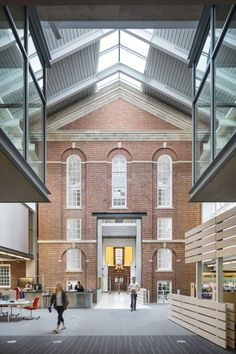 Sawyer Library, Williams College, Williamstown MA | Bohlin Cywinski Jackson