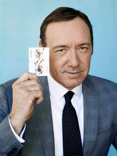 Chasing Spacey • Kevin Spacey has a joker in his pocket and a card...