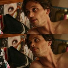 """Matthew in Kills"""" <<< Don't you mean Matthew in my dreams? ❤️ Side note: He looks so freaking HOT here!<< I think you mean Matthew in my bed? Dr Spencer Reid, Dr Reid, Spencer Reid Criminal Minds, Criminal Minds Cast, Beautiful Boys, Pretty Boys, Crimal Minds, Chon Mendes, Oui Oui"""