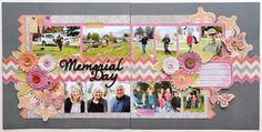 Memorial Day *My Mind's Eye* - Scrapbook.com