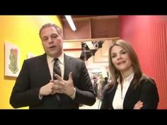 Vincent D'Onofrio and Kathryn Erbe Say Goodbye to Fans -  so sad!!!