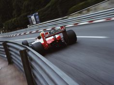 Ayrton Senna, McLaren/Honda, Monaco, 1988.