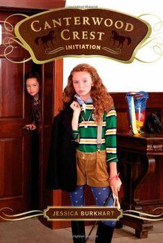 Initiation (Canterwood Crest) by Jessica Burkhart. $6.99. Reading level: Ages 9 and up. Author: Jessica Burkhart. Publication: January 3, 2012. Series - Canterwood Crest (Book 13). Publisher: Aladdin; Original edition (January 3, 2012)