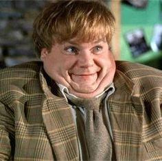 Image result for chris farley hair