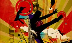 18 Fantastically Designed Retro Poster Designs for your Inspiration.