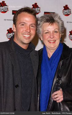Doug Stanhope and Bonnie Kirk - Comedy Central's First Annual Commie Awards - Arrivals