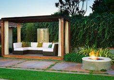 modern landscaping design - Google Search