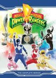 Mighty Morphin Power Rangers: The Complete Series [DVD], 31317900