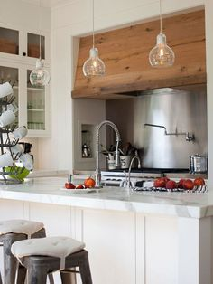 Before purchasing a countertop know what material is best for you! See more tips for home renovations: http://www.bhg.com/home-improvement/renovate-remodel-redecorate/?socsrc=bhgpin092313countertops&page=6