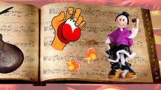 INSTRUMENTOS MUSICALES Y SUS SONIDOS PARA NIÑOS https://www.youtube.com/watch?v=qpc-FRe5QHE
