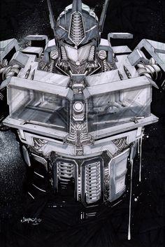 optimus prime by jimbo02salgado @deviantART