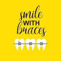 Goodbye, candy, gum, caramel and gummies! Hello, Braces! #Orthodontist