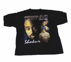 Awesome Unisex Black Sweater Red Wing 2pac Tupac Shakur