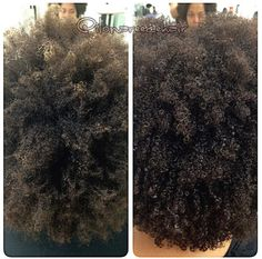 Natural hair - curls defined with Jirano Beauty  http://jirano.com/collections/all