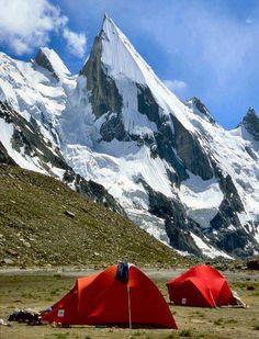 Laila Peak Karakoram Range